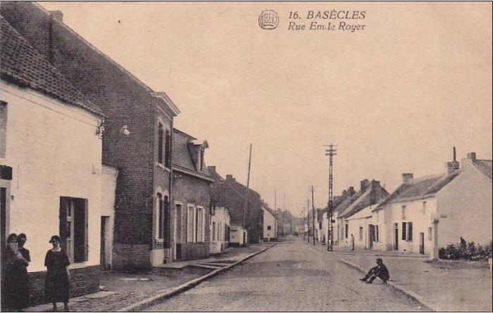 Rue Emile Royer 1934