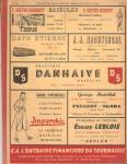 Annuaire téléphonique Blaton 1958-1959