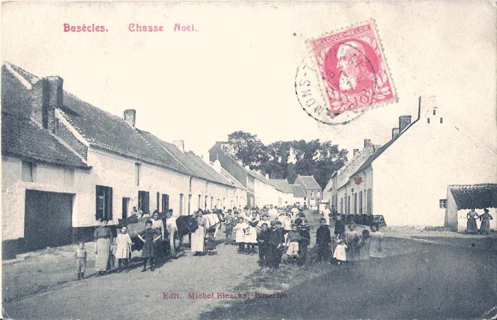 Chasse Noël avant 1908