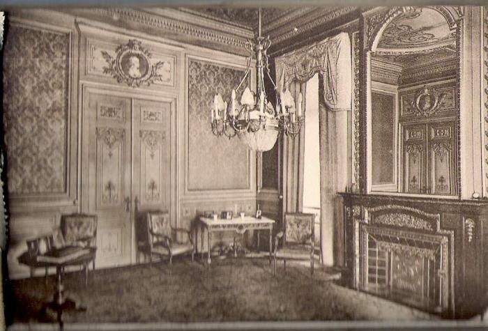 Château Dauderni 4 Salon