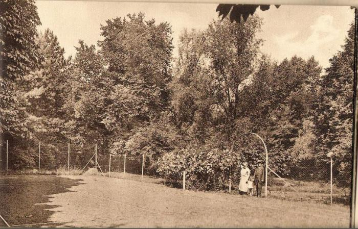 Château Dauderni 8 Tennis