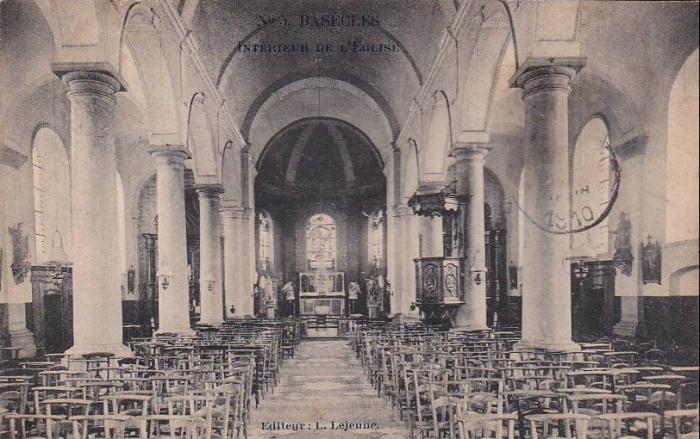 Intérieur <1910
