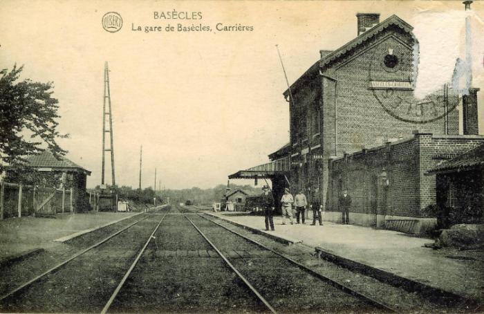 Gare de Basècles-carrières