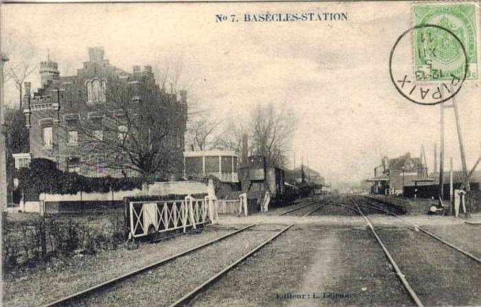 Gare de Basècles(Faubourg) (2)
