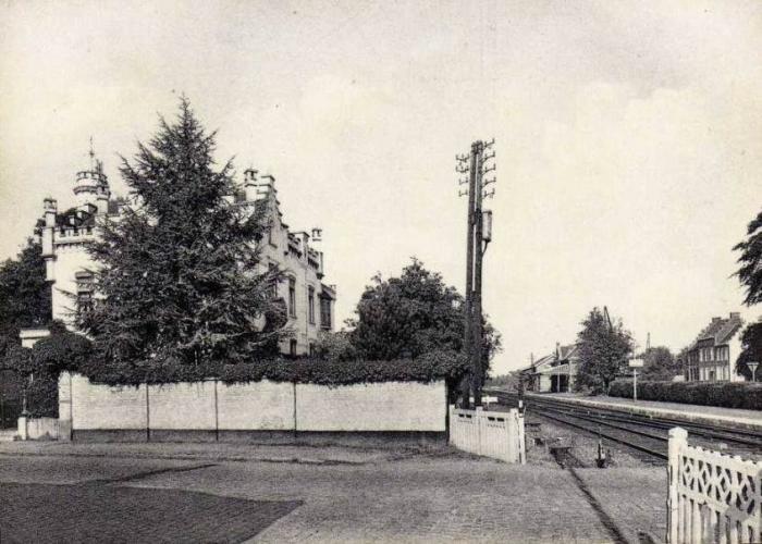 Gare de Basècles(Faubourg) (3)