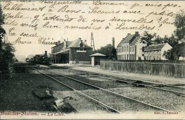 Gare de Basècles(Faubourg) (4)