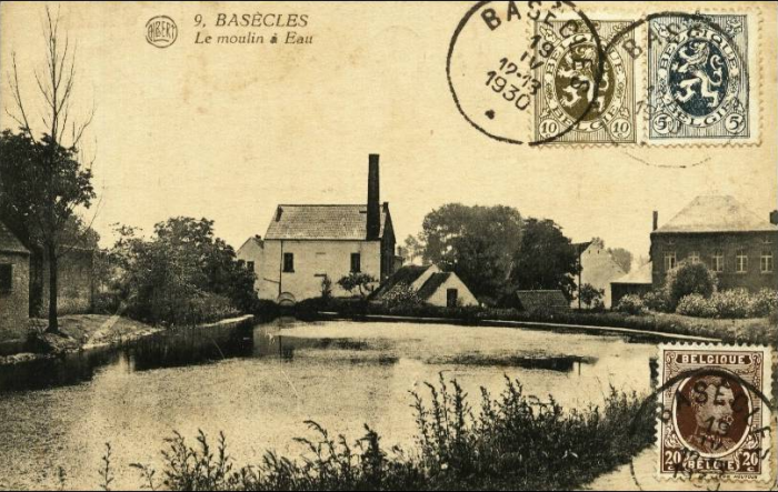 Moulin à eau 1930