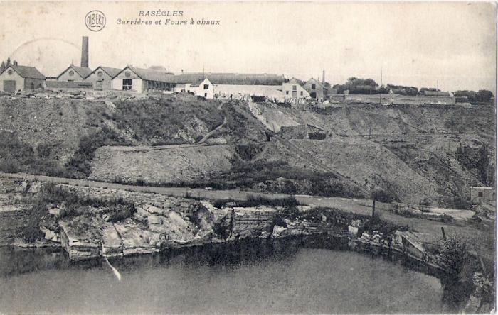 Carrières et Fours à chaux (avant 09/1920)