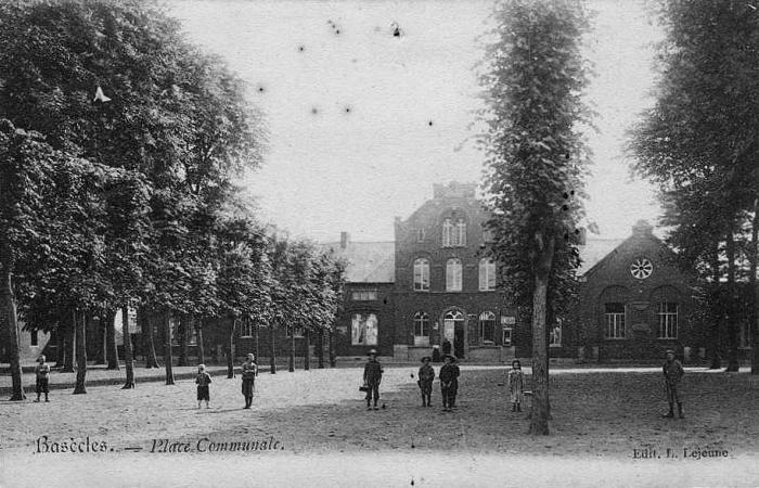 place 1905  Editeur L. Lejeune