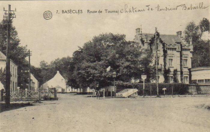 PN gare de Basècles Faubourg