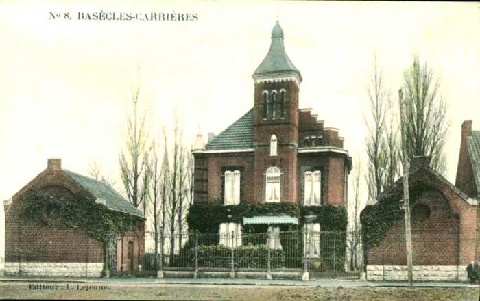 Chateau Pourbaix (avant 02/1908)