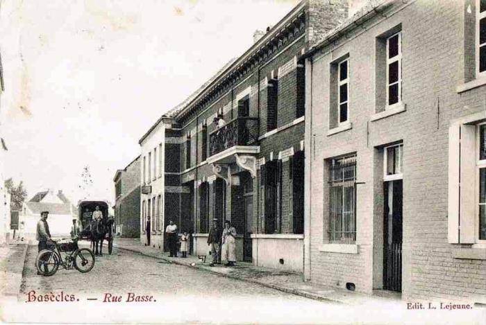Rue basse venant de la Place - Ed.L.Lejeune