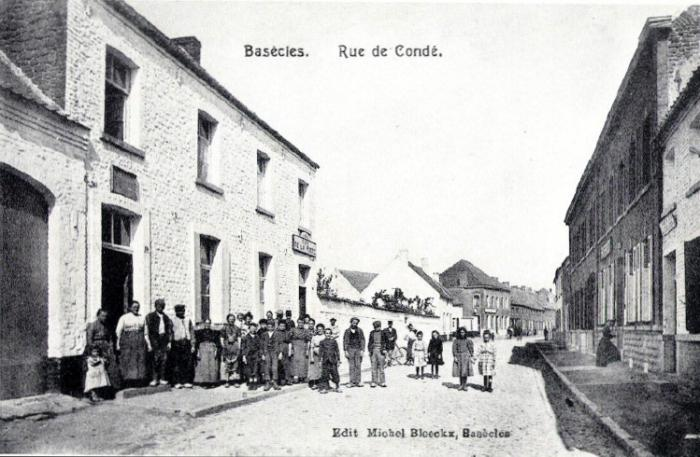 Rue de condé