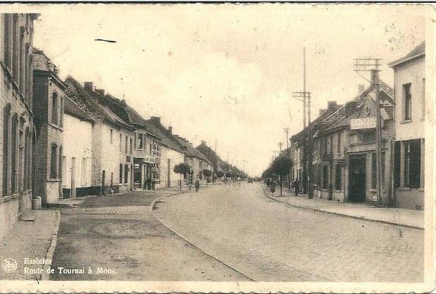 Rue Grande vers Mons