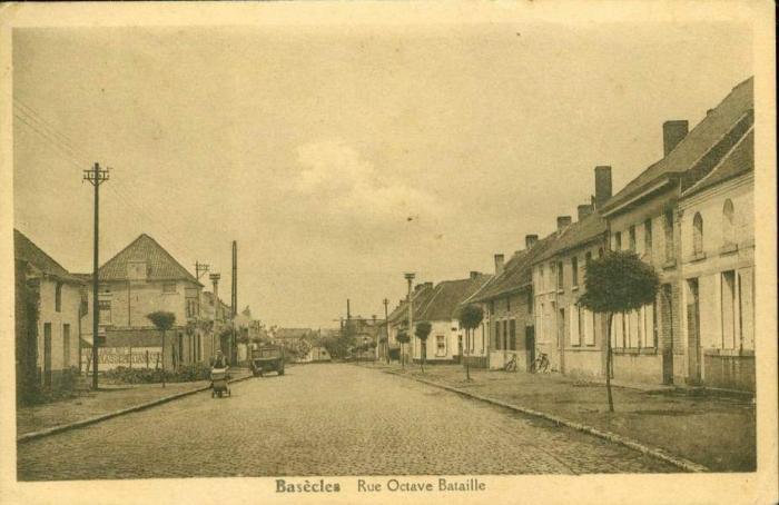 Rue Octave Battaille